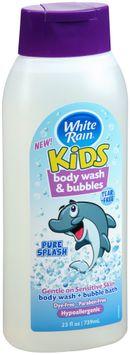 White Rain® Kids® Pure Splash Body Wash & Bubbles