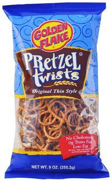 golden flake® original thin style pretzel twists