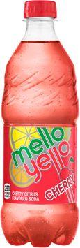 Mello Yello Cherry Soda