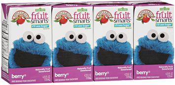 Apple & Eve® Fruit Smarts Sesame Street Berry Juice