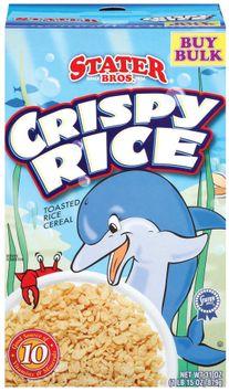 Stater bros Crispy Rice Bulk Package Cereal