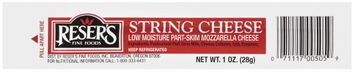Reser's Fine Foods String Cheese