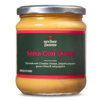 Archer Farms Salsa Con Queso Dip 15 oz