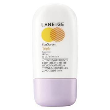 LANEIGE Triple Sunscreen SPF 40