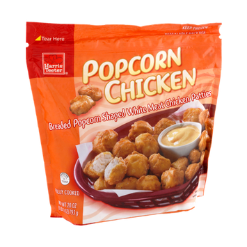 Harris Teeter Breaded Popcorn Chicken