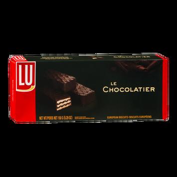 LU Le Chocolatier European Biscuits