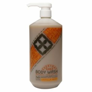 Alaffia Everyday Shea - Moisturizing Body Wash Vanilla Mint - 32 oz.