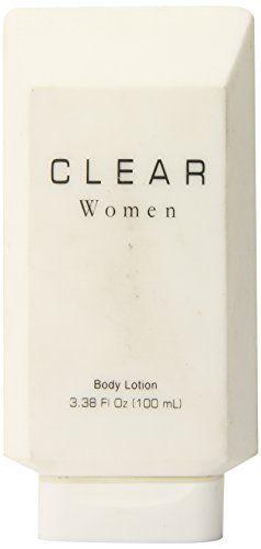 Intercity Beauty Company Clear Body Lotion for Women