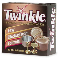 Malco Products Twinkle Brass & Copper Cleaning Kit
