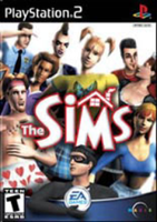 Electronic Arts The Sims (PlayStation 2)