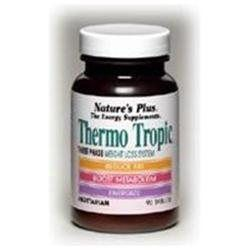 Nature's Plus - Thermo Tropic Three Phase Weight Loss System - 90 Tablets