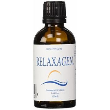Homeocare Labs Relaxagen Homeopathic Drops, 1.69 Fluid Ounce