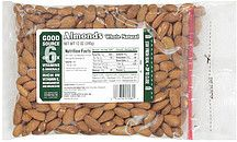 Jb Sanfilippo & Son Whole Natural Almonds