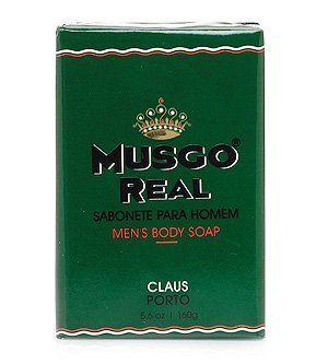 Musgo Real Men's Body Soap