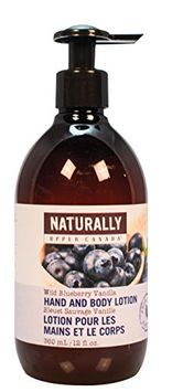 Naturally Hand and Body Lotion