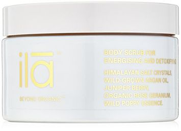 ila-Spa Body Scrub for Energizing and Detoxifying