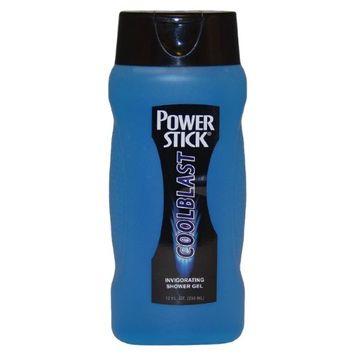 Power Stick Cool Blast Invigorating Men Shower Gel