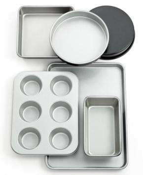 Cuisinart Chef's Classic 6-piece Nonstick Bakeware Set