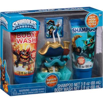 Skylanders Soap & Scrub Gift Set, 3 pc