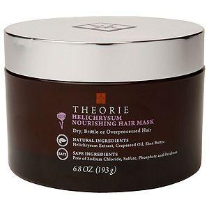 Theorie Saga Collection Helicrysum Nourishing Hair Mask, 6.8 oz