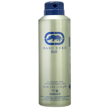 Parlux Ltd. Ecko Blue by Marc Ecko for Men - 6 oz Body Spray