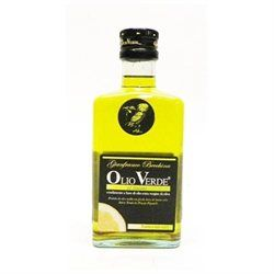 Olio Verde Extra Virgin Olive Oil with Lemon 8.45 oz