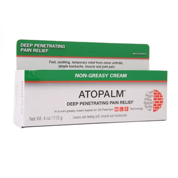 Atopalm Deep Penetrating Pain Relief Cream