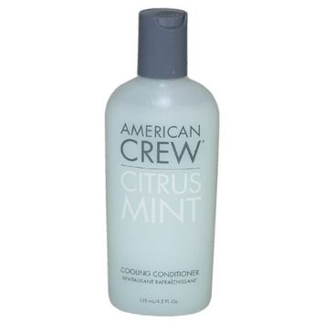 American Crew Conditioner, Citrus Mint Cooling, 4.20-Ounce