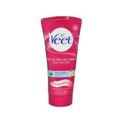 Veet Hair Removal Gel Cream Sensitive Skin Formula -- 6.76 fl oz