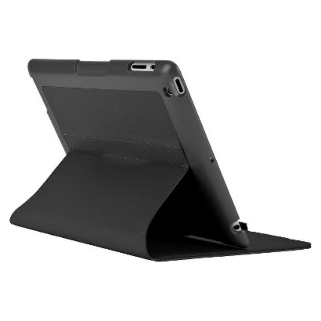 Speck Products iPad Fit Folio Case - Black (SPK-A17100