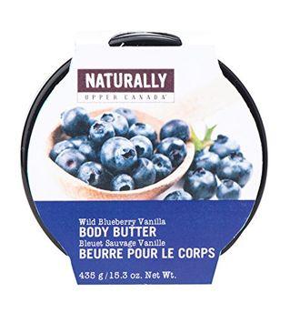 Naturally Body Butter