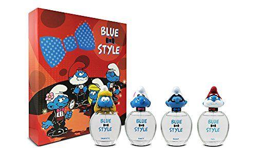 Smurfs 3D Fragrance Collection Set