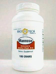 Mannose Powder 100 gms by Bio-Tech