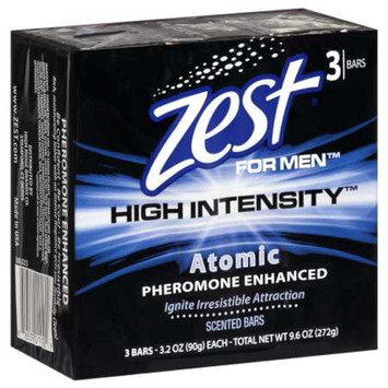 Zest High Intensity Bar Soap