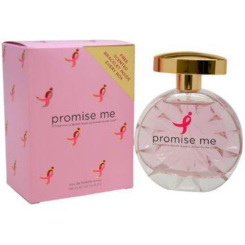 Promise Me Women's 3.4-ounce Eau De Toilette Spray