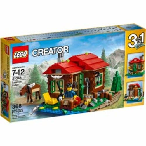 LEGO® Creator 31048 Lakeside Lodge