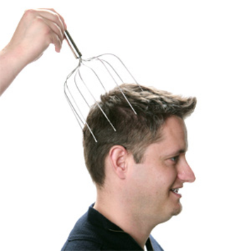 BodyTime Wellness The Tingler Head Massager