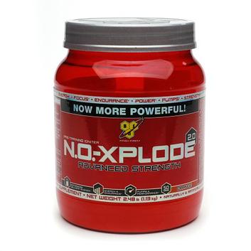 BSN N.O.-Xplode N.O.-Xplode 2.0 Dietary Supplement Powder Orange