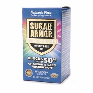 Nature's Plus Sugar Armor Sugar Blocker Weight Loss Aid