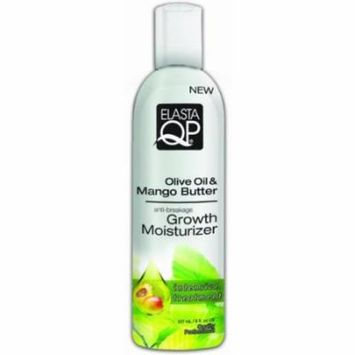 Elasta QP Olive Oil & Mango Butter anti-breakage Growth Moisturizer 8oz