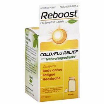 Reboost Cold/Flu Relief Flu Symptom Tablets, 100 count
