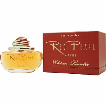 Red Pearl by Paris Bleu Eau De Parfum Spray 3.4 oz