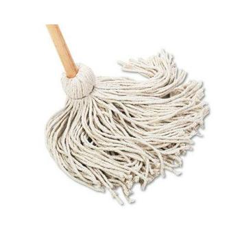 "UNISAN Deck Mop with 54"" Wooden Handle"