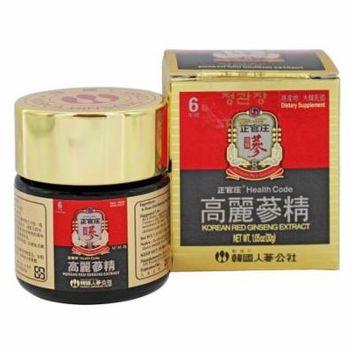 Korean Ginseng - Korean Red Ginseng Extract - 1.05 oz.