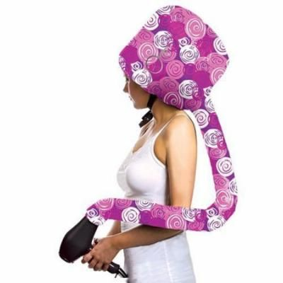 Special Edition Vintage Design Deluxe Softhood Bonnet Hair Dryer Attachment