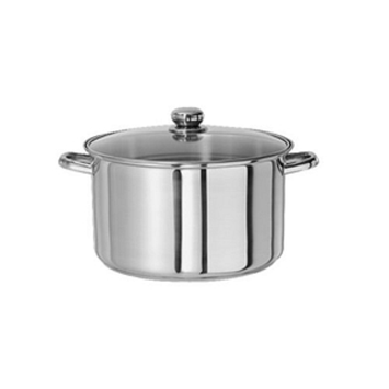 Kinetic Classicor Stainless Steel 8 Quart Covered Stock Pot