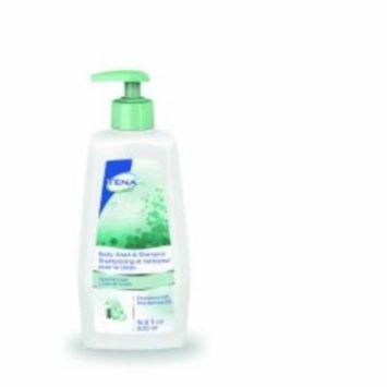 SCA Shampoo and Body Wash Tena 16.9 oz. Pump Bottle (#64363, Sold Per Case)