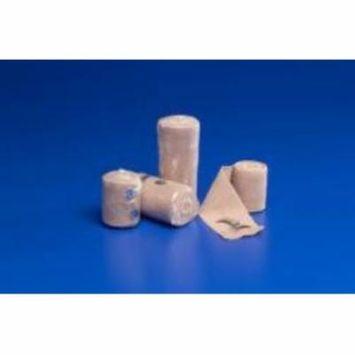 COVIDIEN Elastic Bandage Curity Cotton / Rubber Blend 6