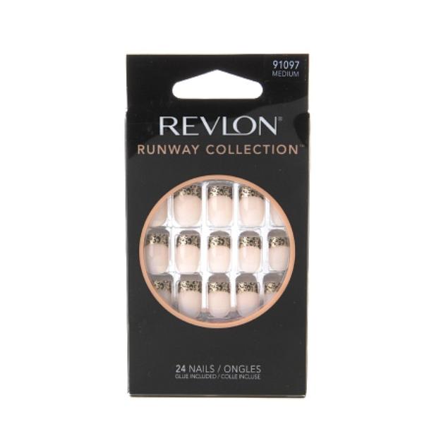 Revlon Runway Collection Medium Length Nails