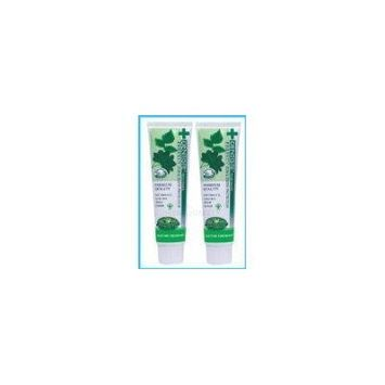 2x100 G. Dentiste Plus White Vitamin C & Xyitol Gum Toothpaste Made in Thailand